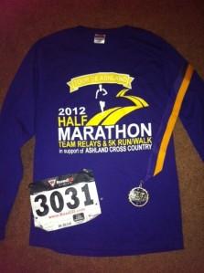 Half Marathon Number 9