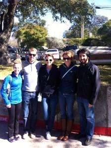 Austin crew
