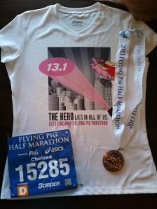 Half Marathon Number 12