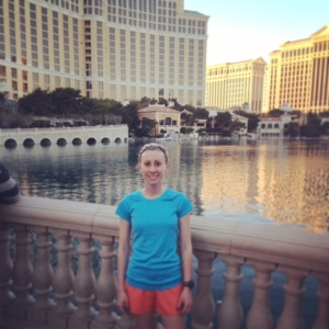 Run the Vegas Strip, check!