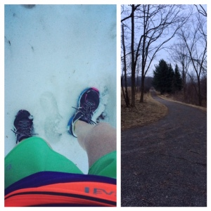 Same trail, same run.