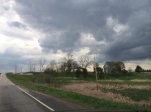 A stormy night ahead. 89/365