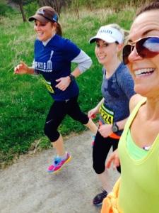 Mile 4 Selfie