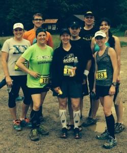 MCRR 10k runners