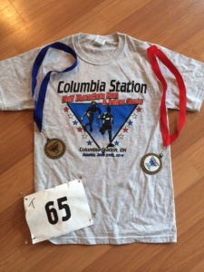 Half marathon number 18!