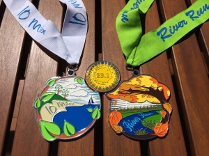 Distance Challenge Bling