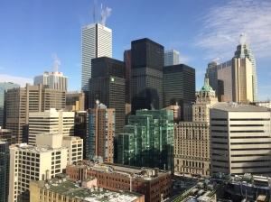 Beautiful downtown Toronto
