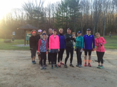 Hinckley Trails Group! photo credit: John