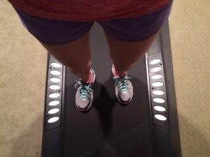 It's treadmill season!