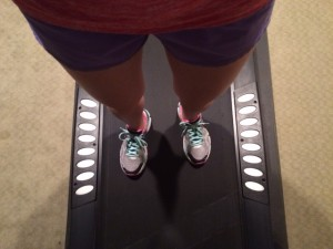 It's treadmill season!
