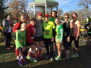 MCRR at Frosty 5 Miler!