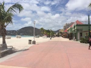 Philipsburg boardwalk